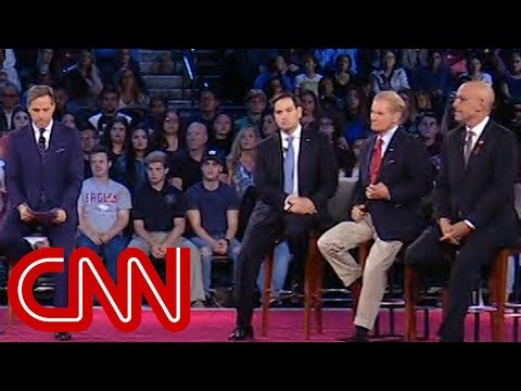 Cnn Town Hall In Wake Of Florida School Shooting Youtube With Images School Shootings Florida Schools