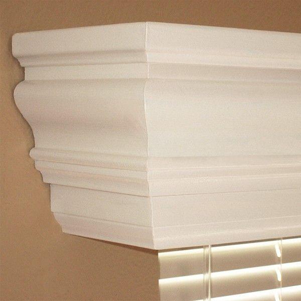 Window Cornices, Cornice, Kitchen Window Coverings