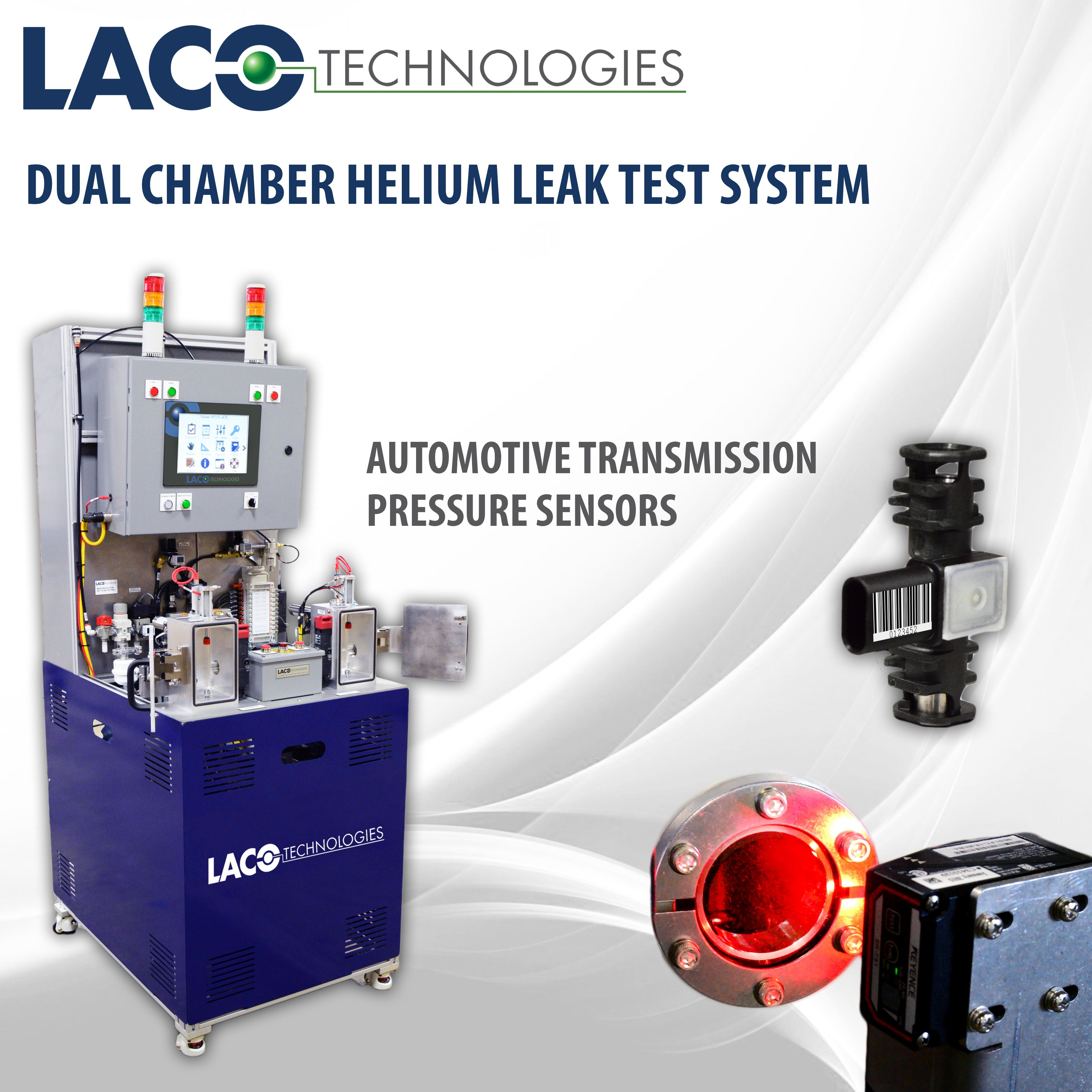 Innovator in advanced sensing technologies had a leak