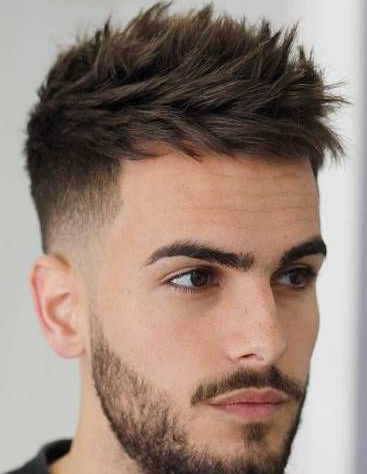 25 Stunning Men Hairstyle To Rock Your Summer Mens Hairstyles Mens Hairstyles Short Rock Hairstyles