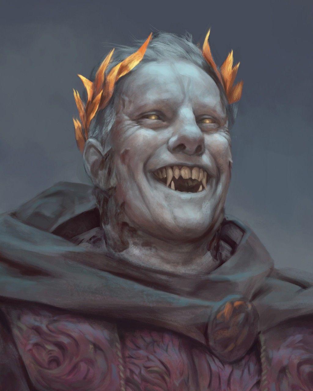Leader of the 7 Tyrannies Vampire Kingdoms