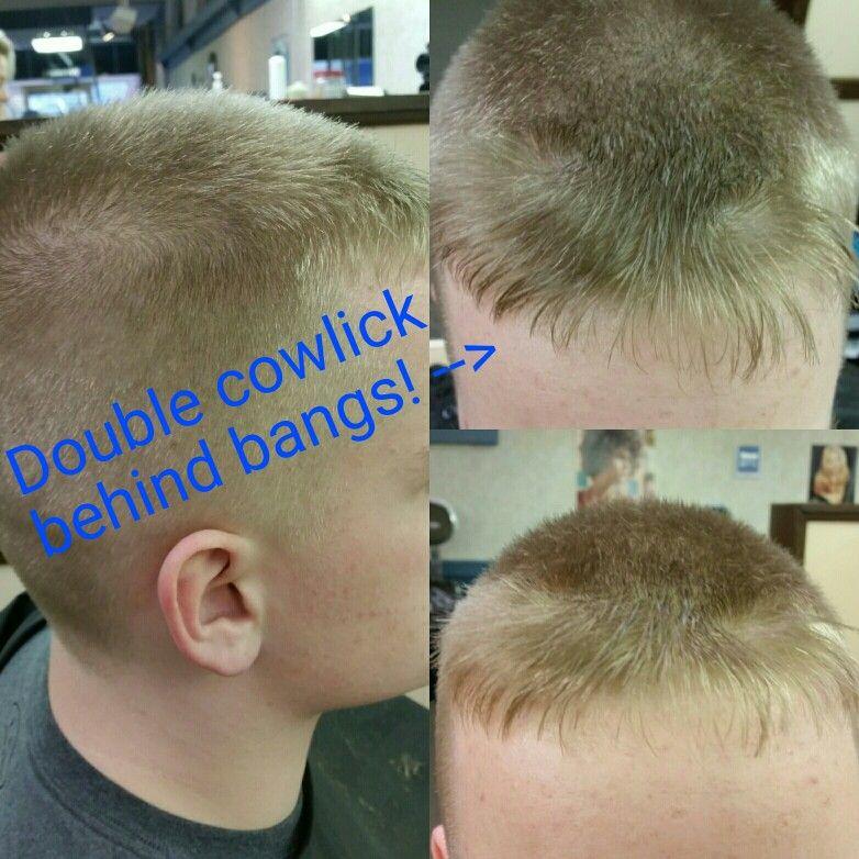 double cowlicks