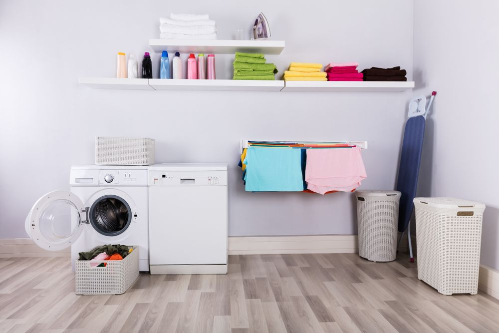 Clever Laundry Room Ideas - Lovely and Functional Design images