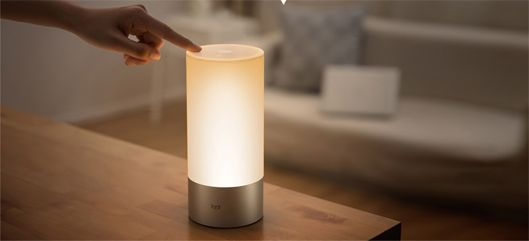 Smart LED Light Xiaomi Yeelight Bedside Lamp | Innovative