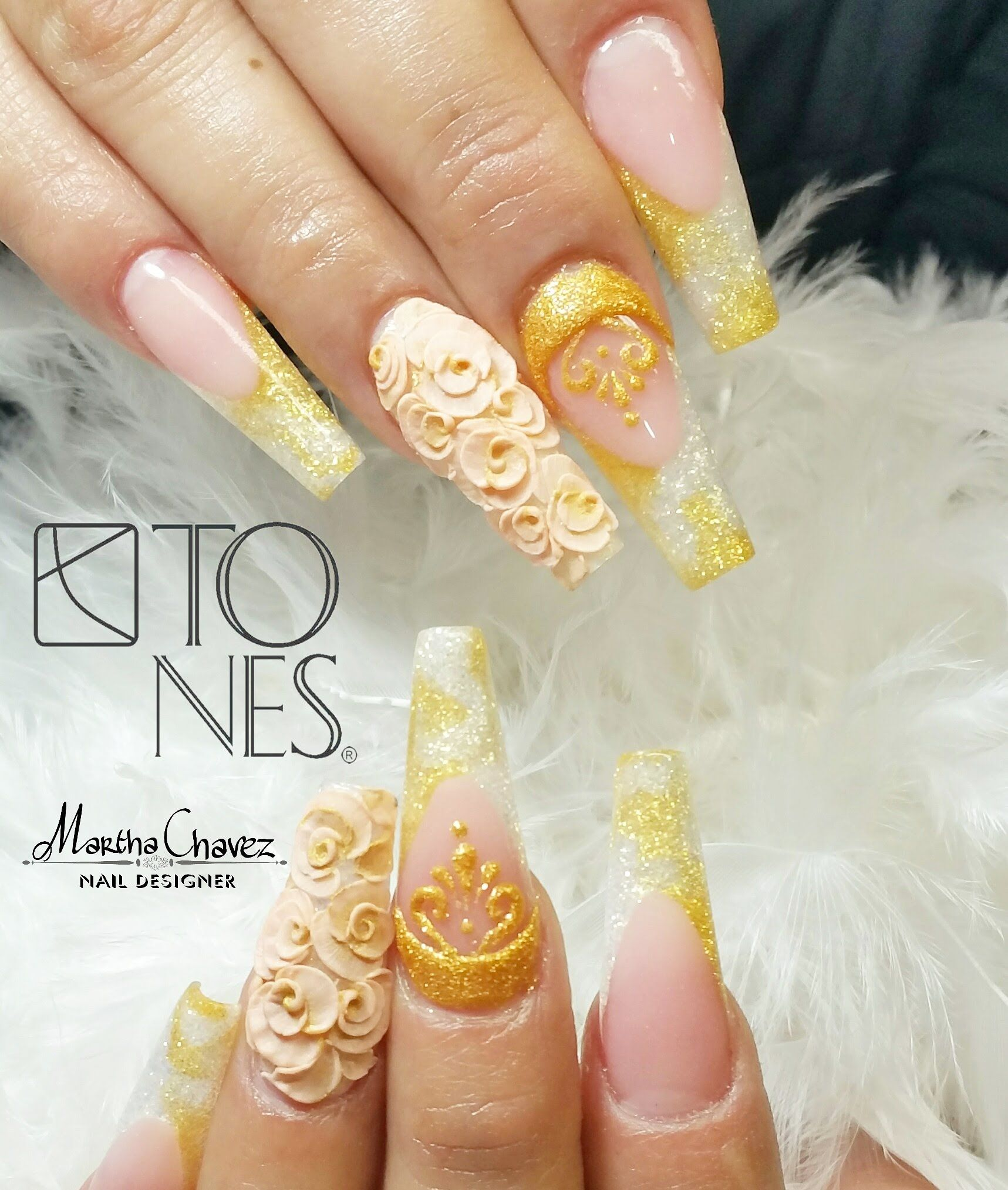○•VESSEN NAIL DESIGN by TONES PRODUCTS•○° | Nail Art How-To Videos ...
