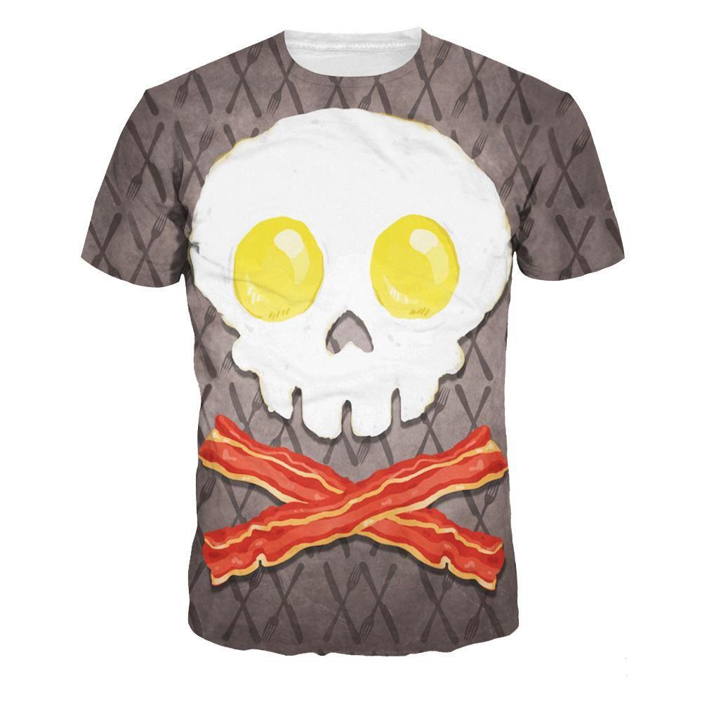 Eggs N Bacon Shirt Mens Tee Shirts Mens Tshirts Casual T Shirts
