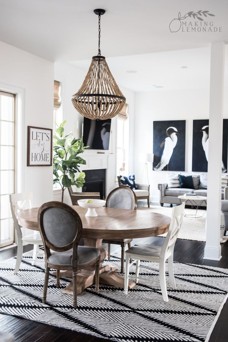 20 Light Fixtures Perfect for Dining Areas Coastal style