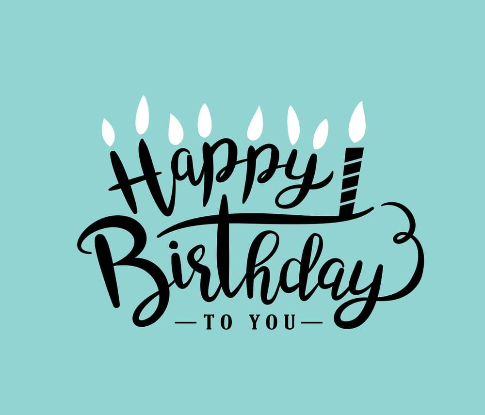 Free Happy Birthday Images Download For Facebook Happy Birthday Man Happy Birthday Typography Happy Birthday Images