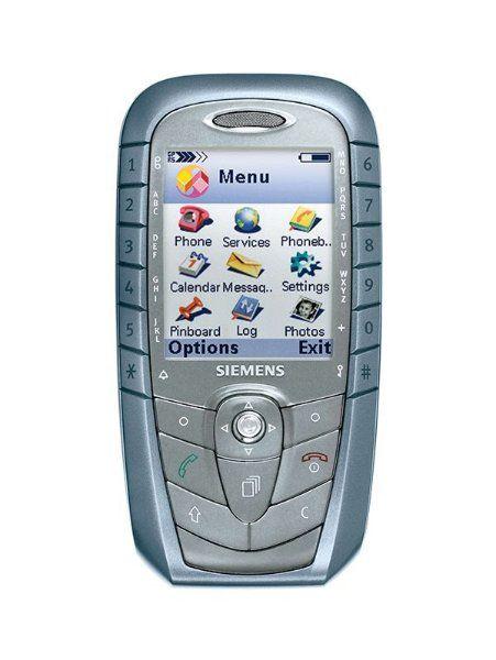 Siemens SX 1  Der deutsche Hersteller Siemens stellte 2003 sein SX1 vor, ein Smartphone mit Symbian-Betriebssystem. Es wog nur 116 Gramm und zeichnete sich durch einen für damalige Verhältnisse enormen Funktionsumfang aus.