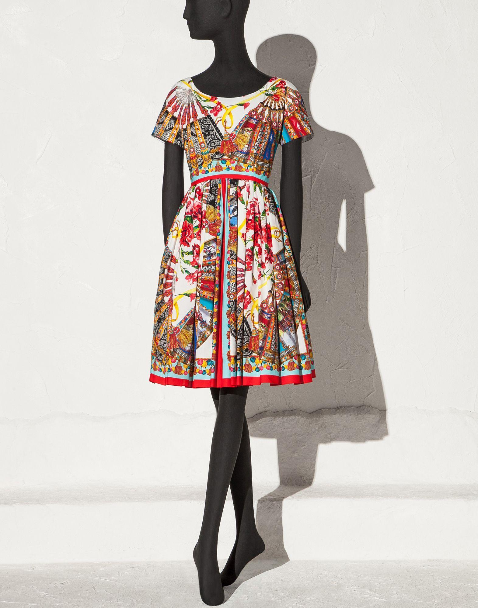 Dolce&Gabbana|F6PR4T-FP5IJ|Vestiti longuette|Vestiti