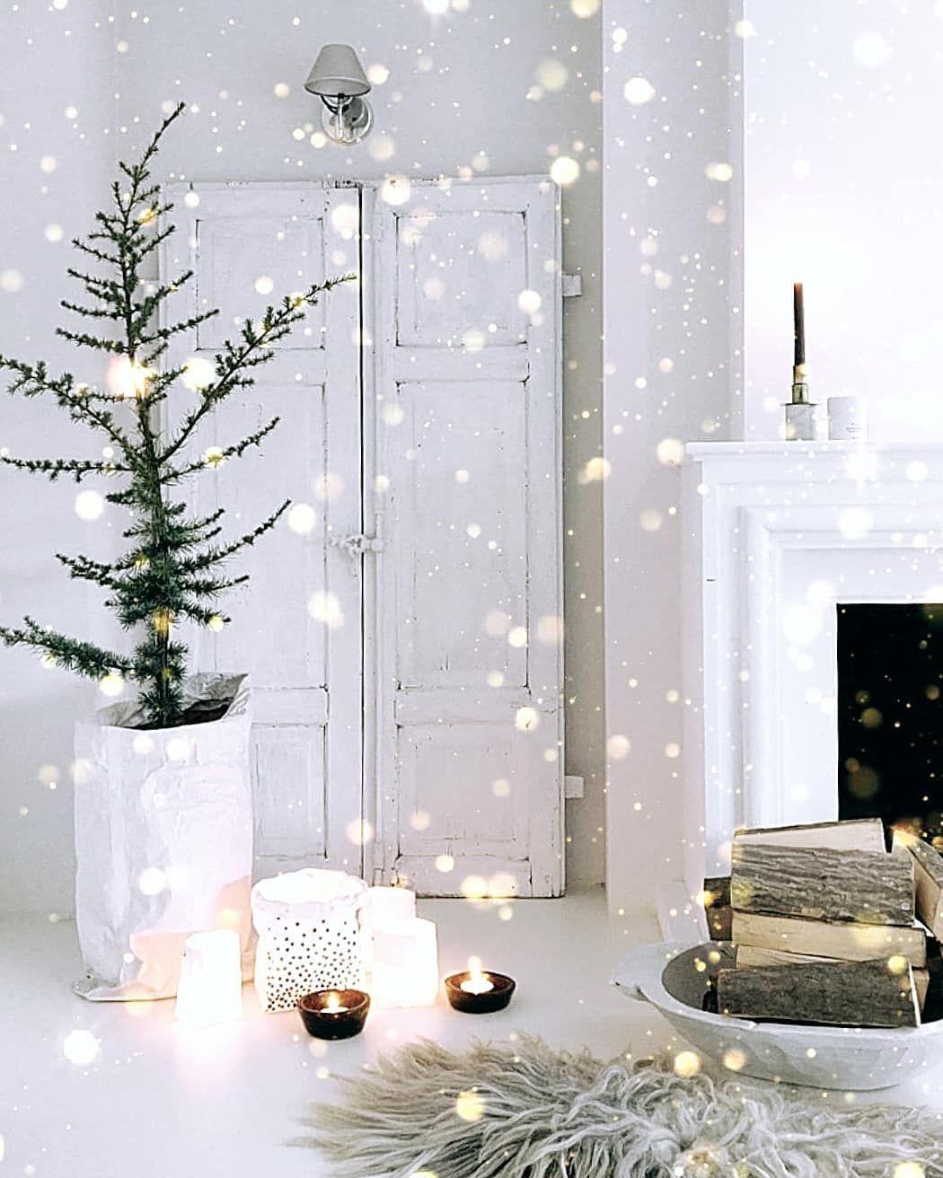 Joulutunnelmaa Fun Christmas Decorations Beautiful Christmas Christmas Inspiration