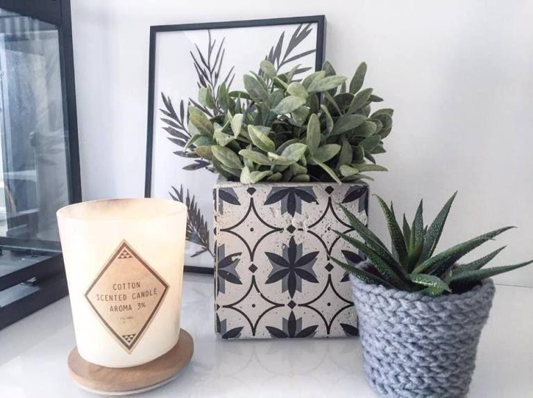 DIY – small cozy pot