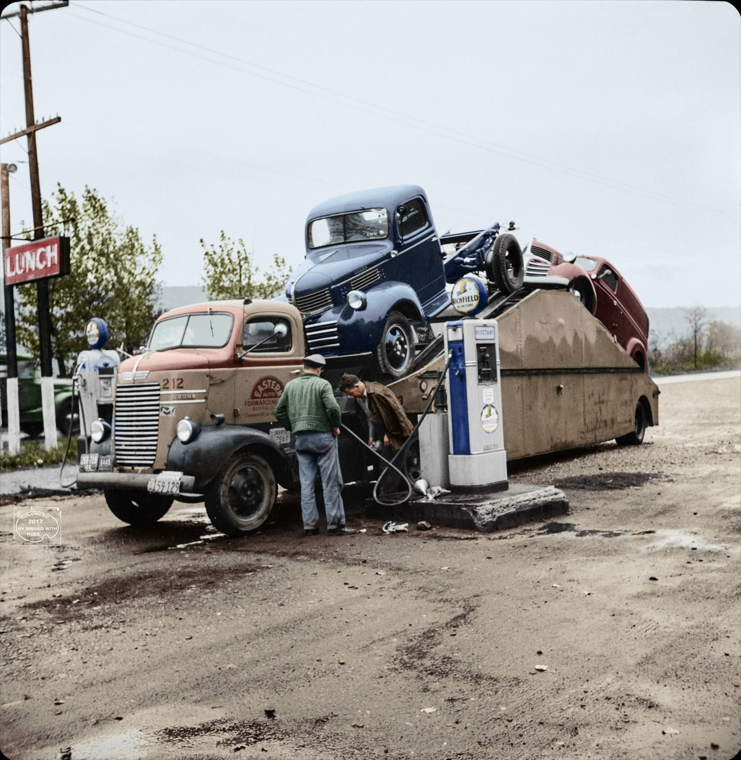 1940s Dodge COE With A New 1939-1947 Truck, Among Others