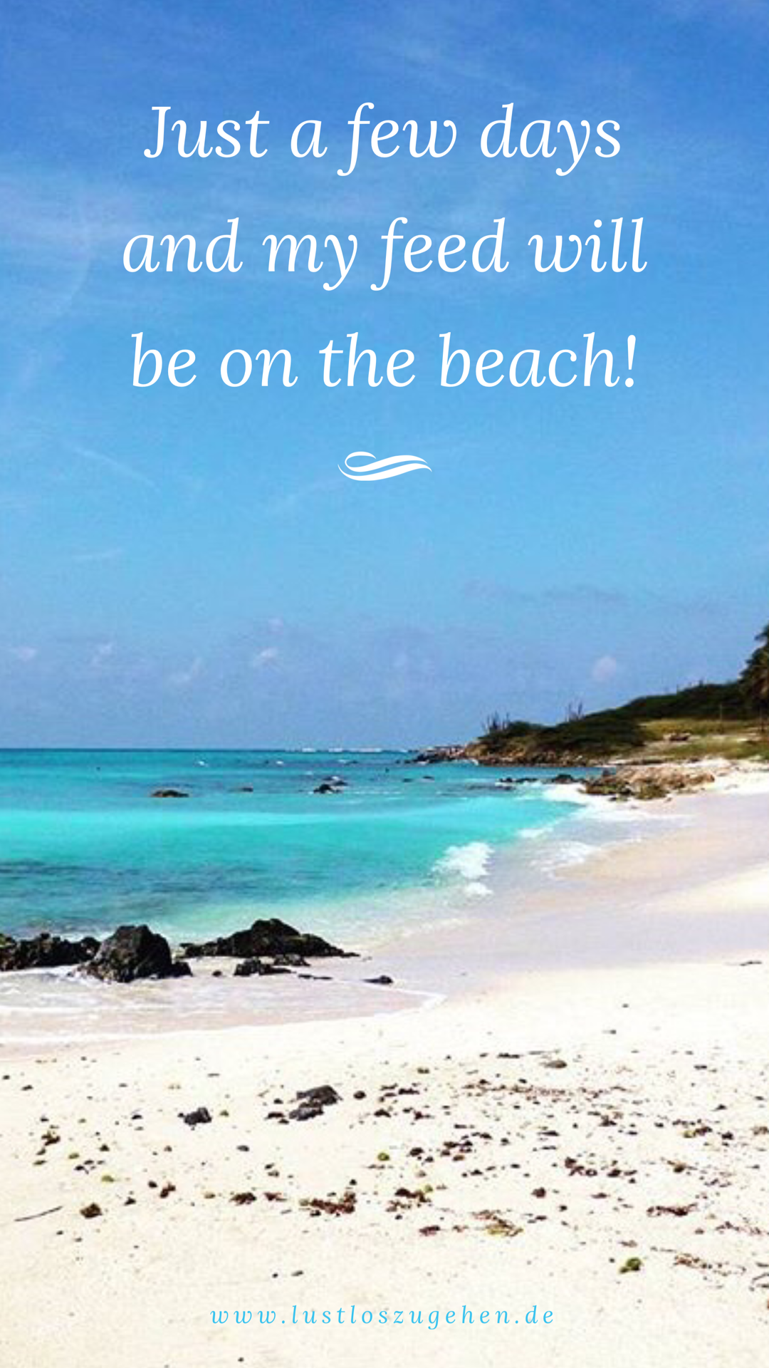 Only a few days and my feet will be on the beach! #quotes ...