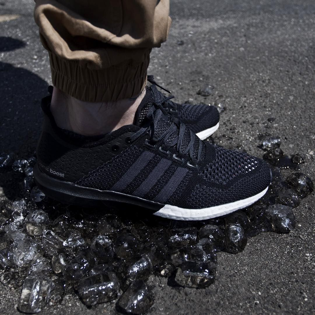 adidas cosmic boost black dark