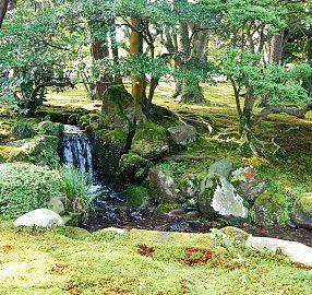 der japangarten -die wichtigsten elemente der japanischen, Garten dekoo