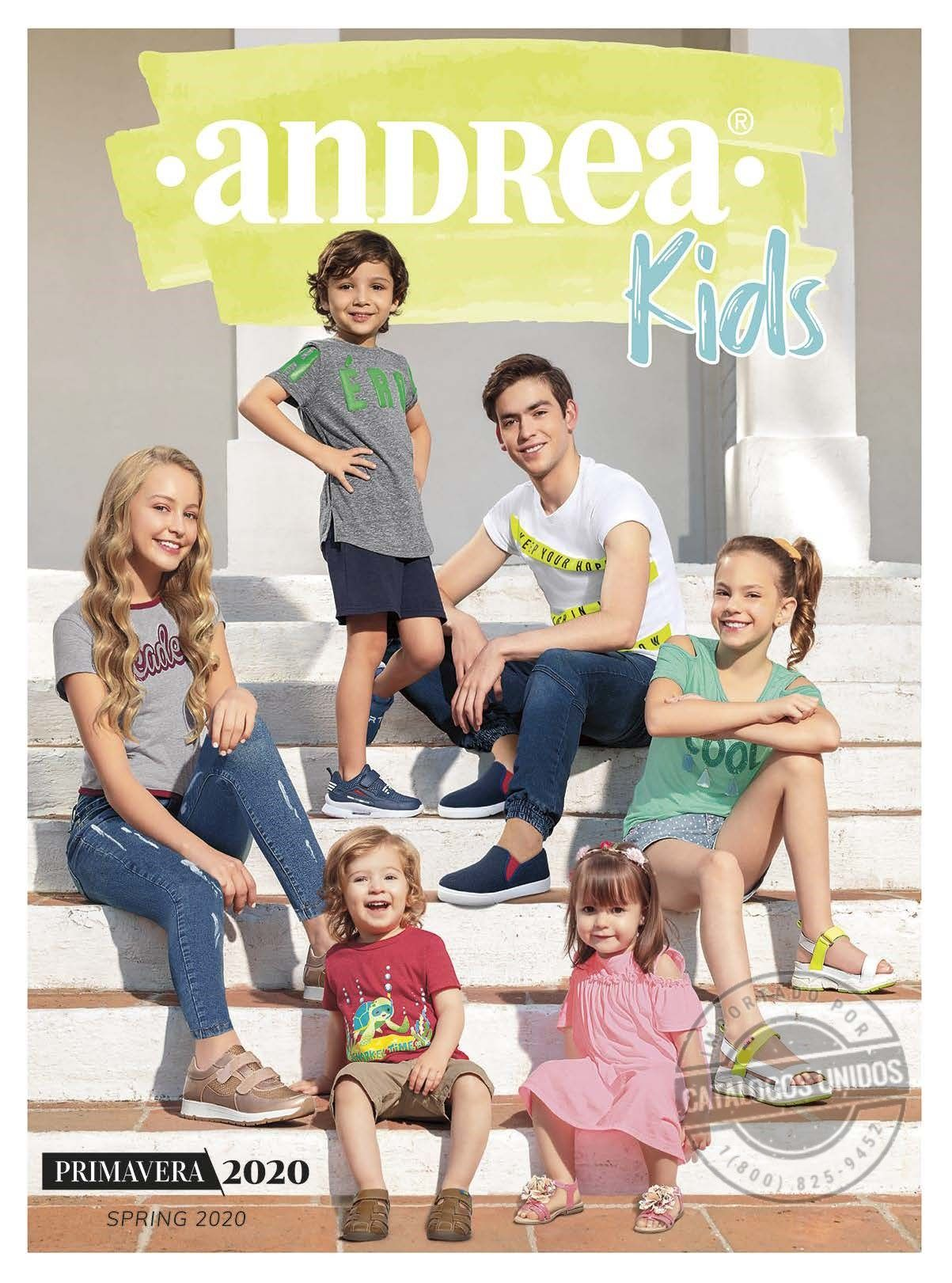 Andrea Kids Catalogos Andrea Catalogos De Ropa Catalogo