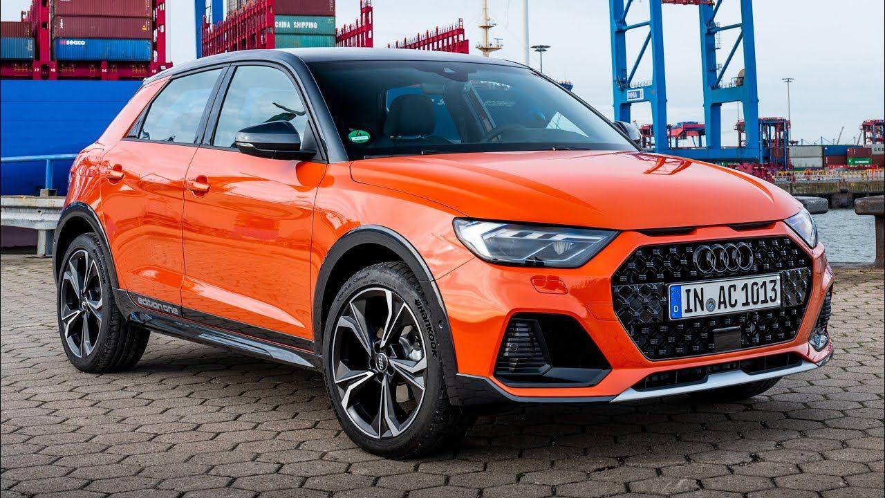 2020 Audi A1 Citycarver Edition One S Line