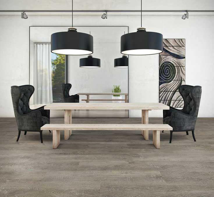 Dining Room Flooring Contemporary Dining Room  Floors From Beaulieu Canada  Hanza