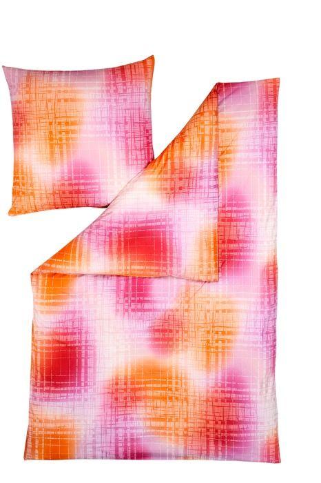 Estella Bettwasche Lucian 135 X 200 Cm Pink Jersey In 2020