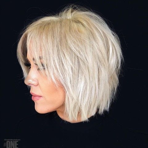 Photo of Fantastisk strukturert Bob Haircut Video Tutorial