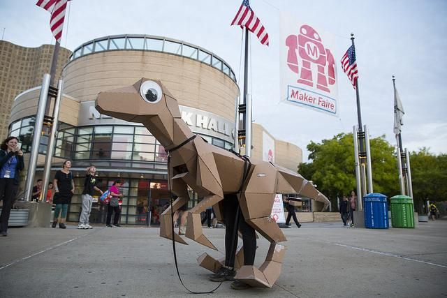 GET PUMPED: Only one day until World #Makerfaire! Join us at @nysci Saturday & Sunday http://www.makerfaire.com #WMF15