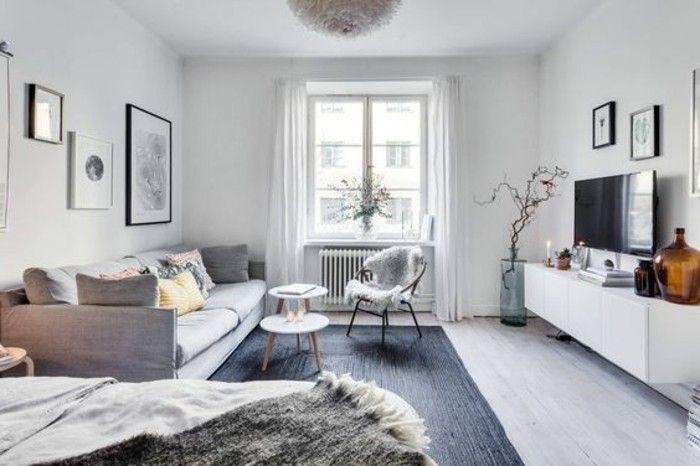 meubler un studio 20m2 voyez les meilleures id es en 50 photos pinterest studio studio. Black Bedroom Furniture Sets. Home Design Ideas