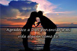 Imagenes De Parejas Enamoradas Con Frases Bonitas Amor Es Love