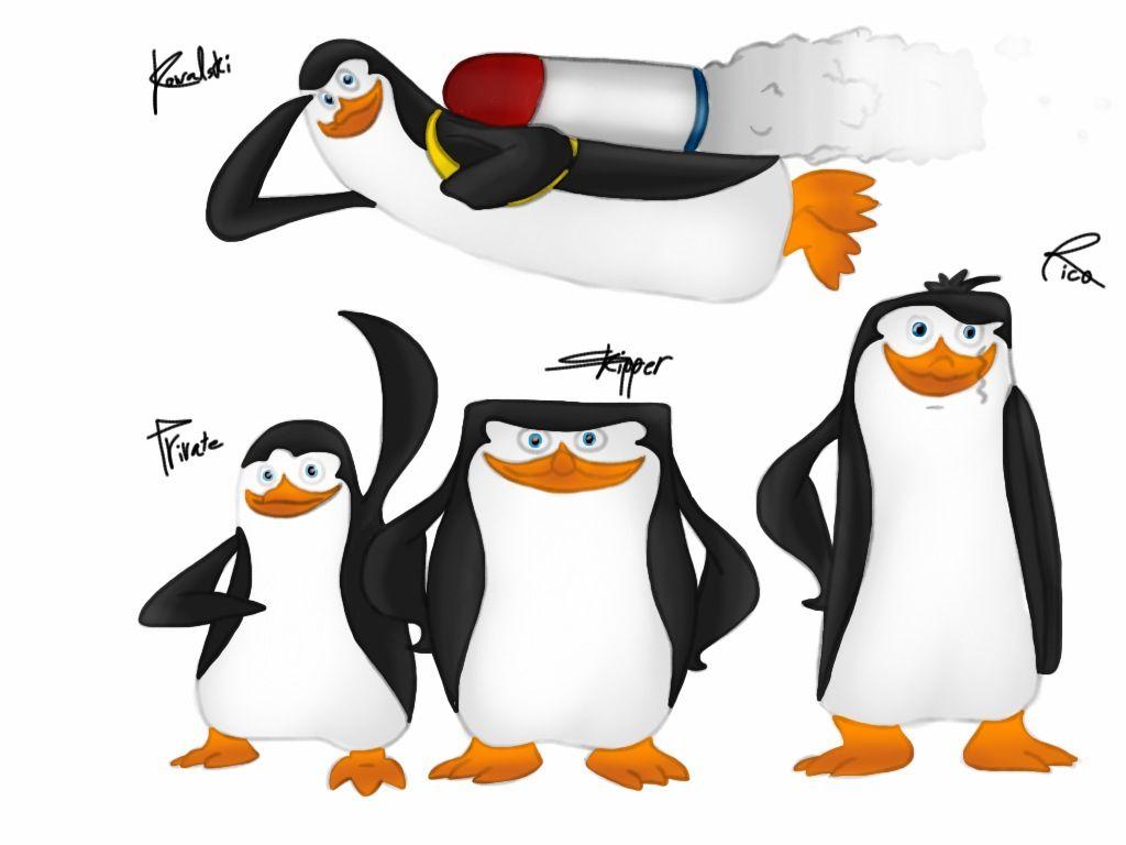 penguins of madagascar - penguins-of-madagascar fan art | penguins