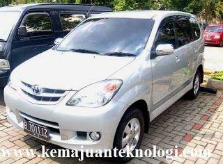 Toyota  C B Modifikasi Mobil Toyota Avanza