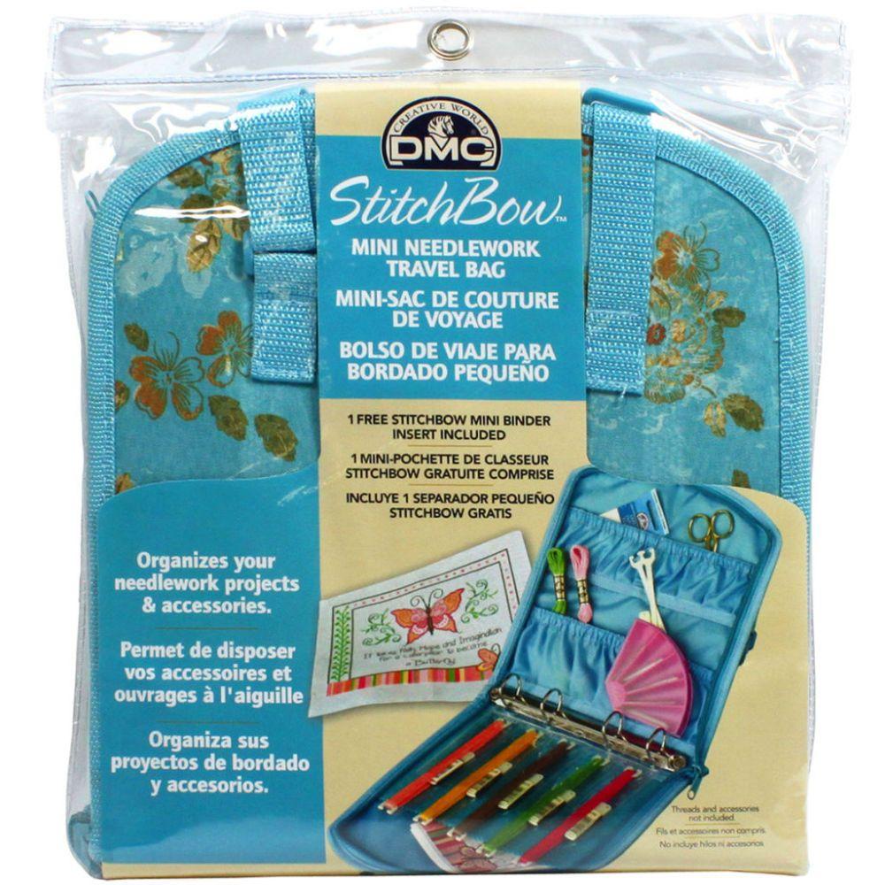 DMC® StitchBow™ Mini Needlework Travel Bag