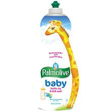 Palmolive Baby Bottle Dish Liquid 25 Ounce Baby Bottles