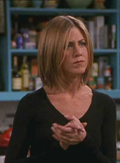 Jennifer Aniston New Bob Haircuts Short Hairstyles 2017 2016 Most Por For