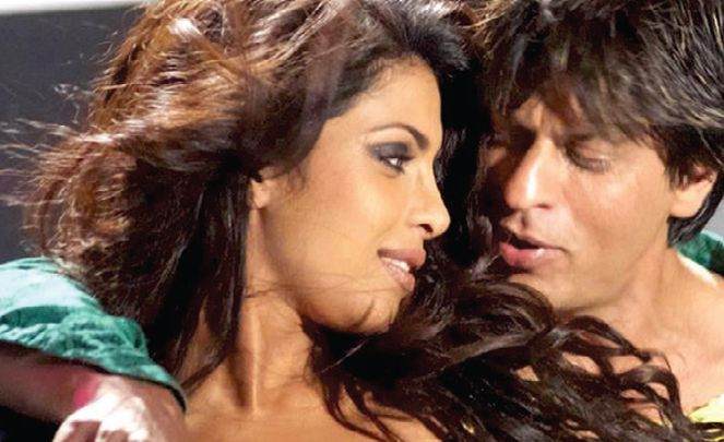 Secret Nuptial of Shah Rukh Khan and Priyanka Chopra KING KHAN'S