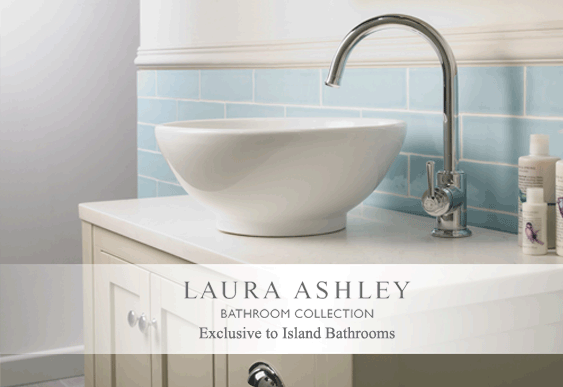 Laura Ashley Bathroom Collection Now Available At Island Bathrooms Bournemouth