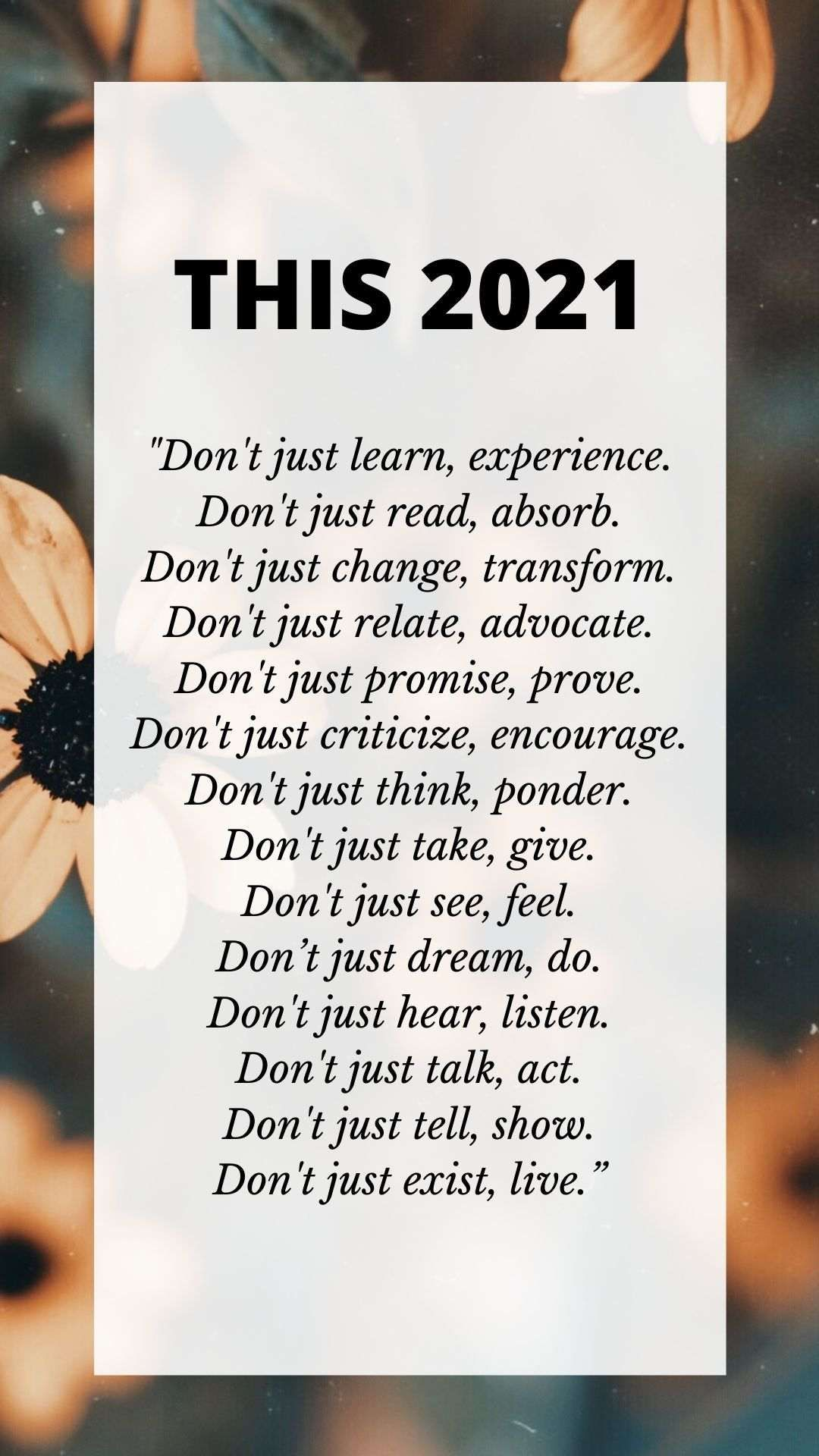 Do S And Don T For 2021 Year Quotes Motivational Images Quotes About New Year Happy New Year Quotes Year Quotes