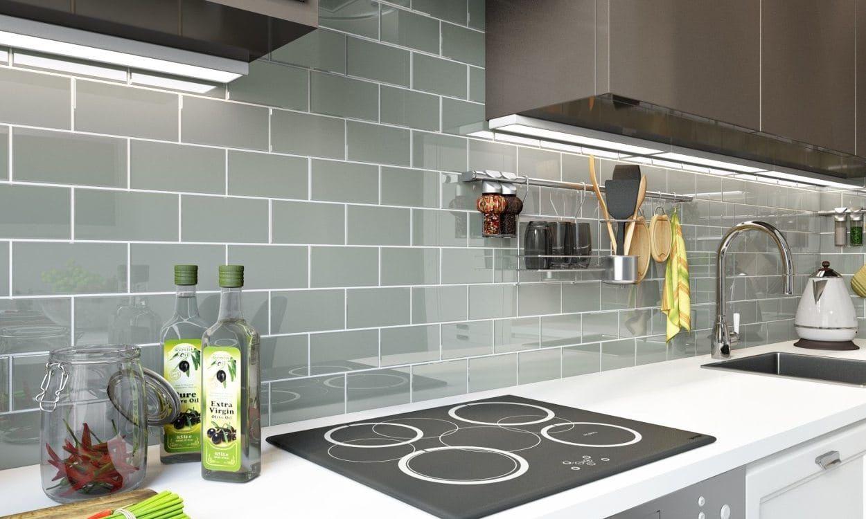 4 Steps For Removing Kitchen Tiles Kitchen Tiles Glass Subway