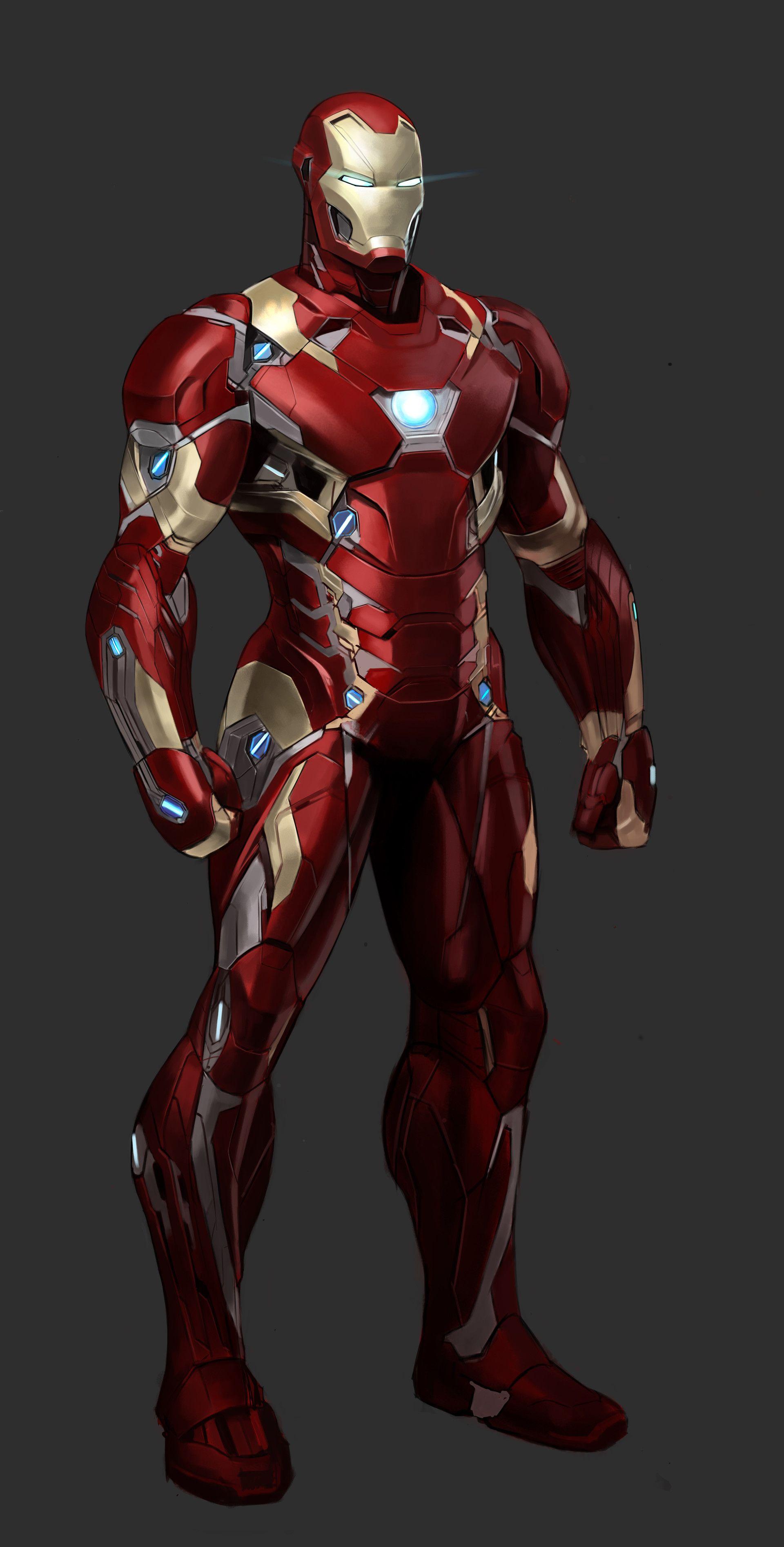 Avengers Endgame Iron Man Mark Lxxxv Life Size Figure From Hot Toys Iron Man Artwork Iron Man Fan Art Iron Man Avengers