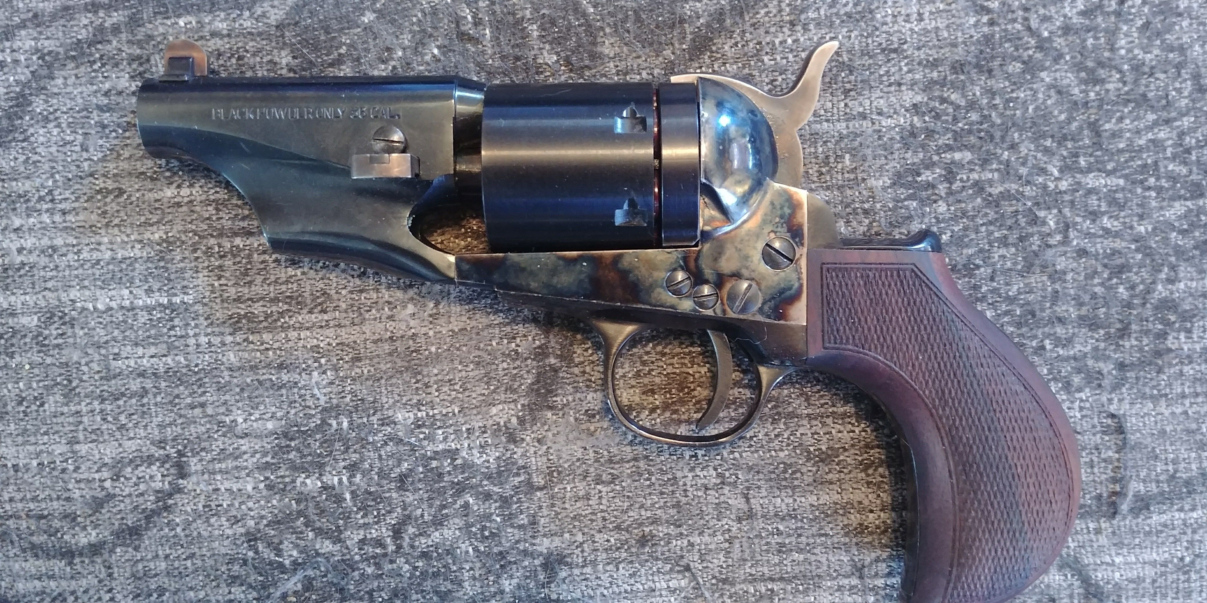 NEW ORIGINAL Colt SAA Single Action Army, New Frontier BLUED