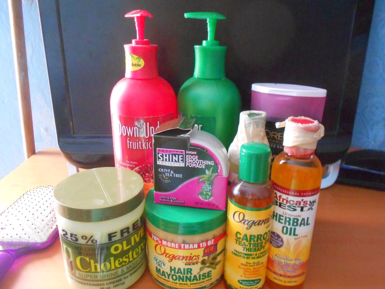 Transitioning Hair Products (With images) Transitioning