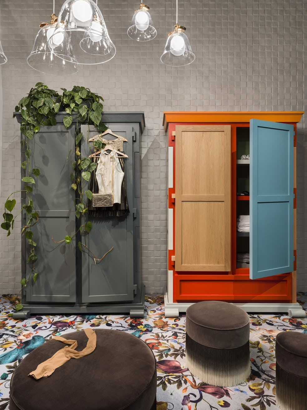 Paper Patchwork Cupboard By Moooi Now Available At Haute Living