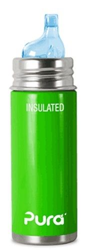 LC Pals - Pura Kiki® Insulated Stainless Steel Bottle - 9 oz, $22.99 (http://www.lcpals.com/pura-kiki-insulated-stainless-steel-bottle-9-oz/)