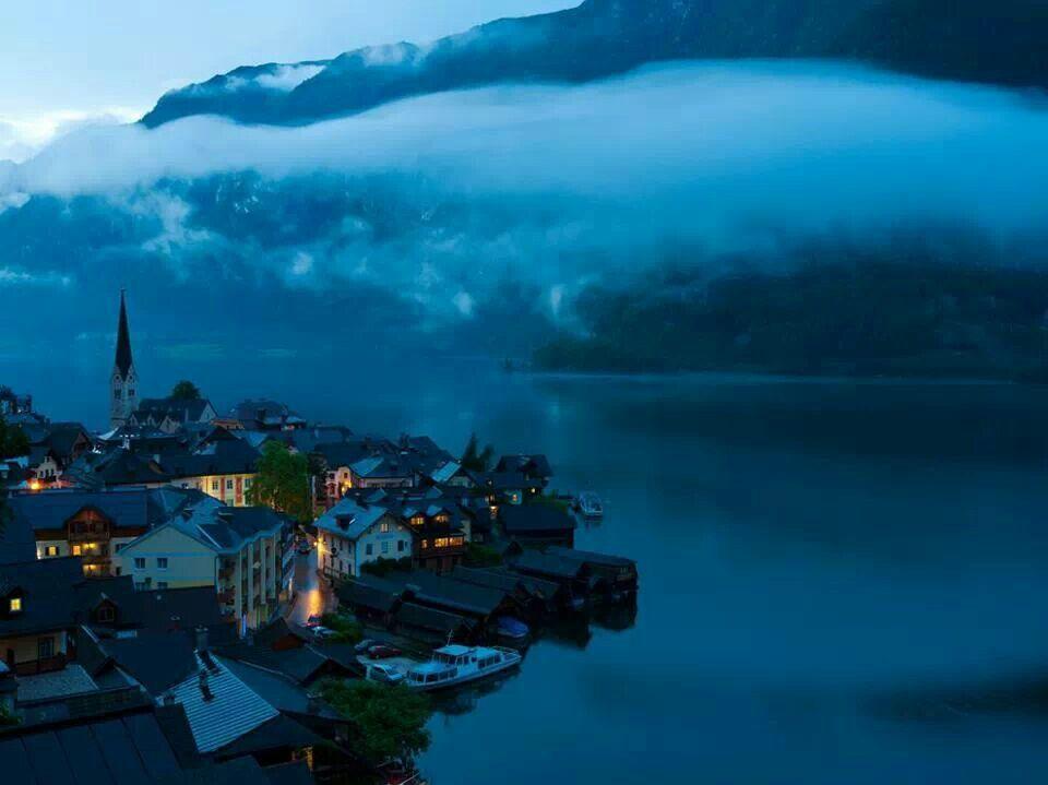 Un paisaje de Austria!!!