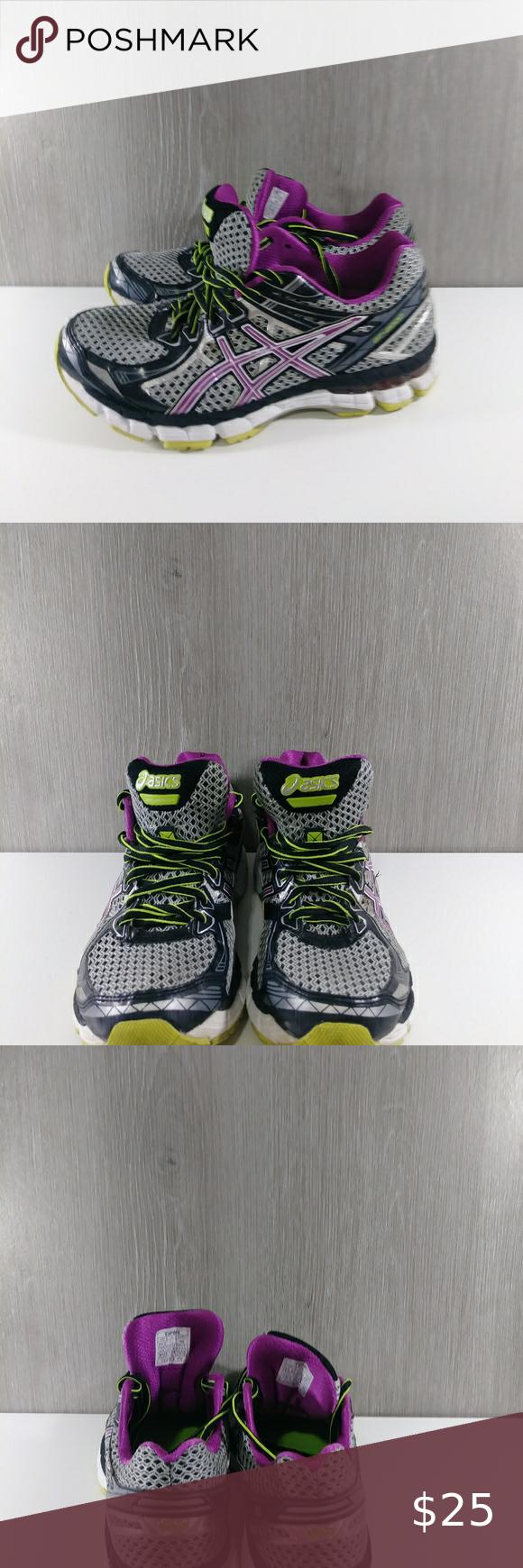 Running women, Asics running shoes