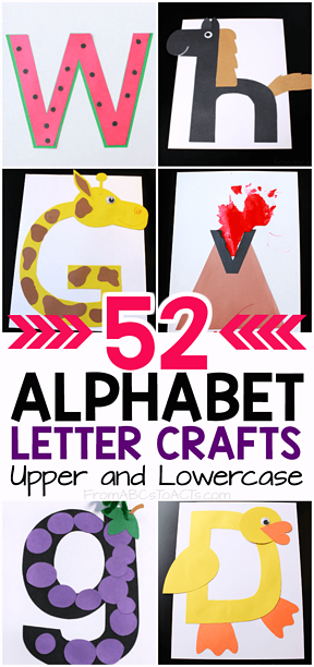 Oh my gosh! My preschooler is going to absolutely LOVE making this alphabet book! I love that it includes handwriting practice and he is going to have a blast making all of the letter crafts! #artsandcraftforpreschool #lovemyfriends