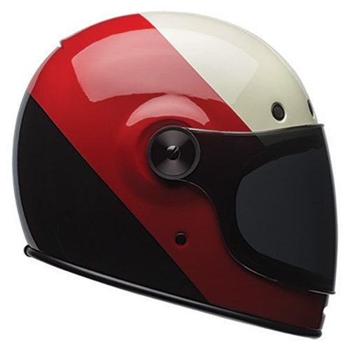 Wwwlord Bikerfr Bell Bullitt Triple Threat Helmet Red Casque