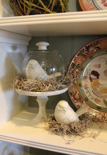 Savvy Seasons By Liz DIY Dollar Tree Cloches DECORATION