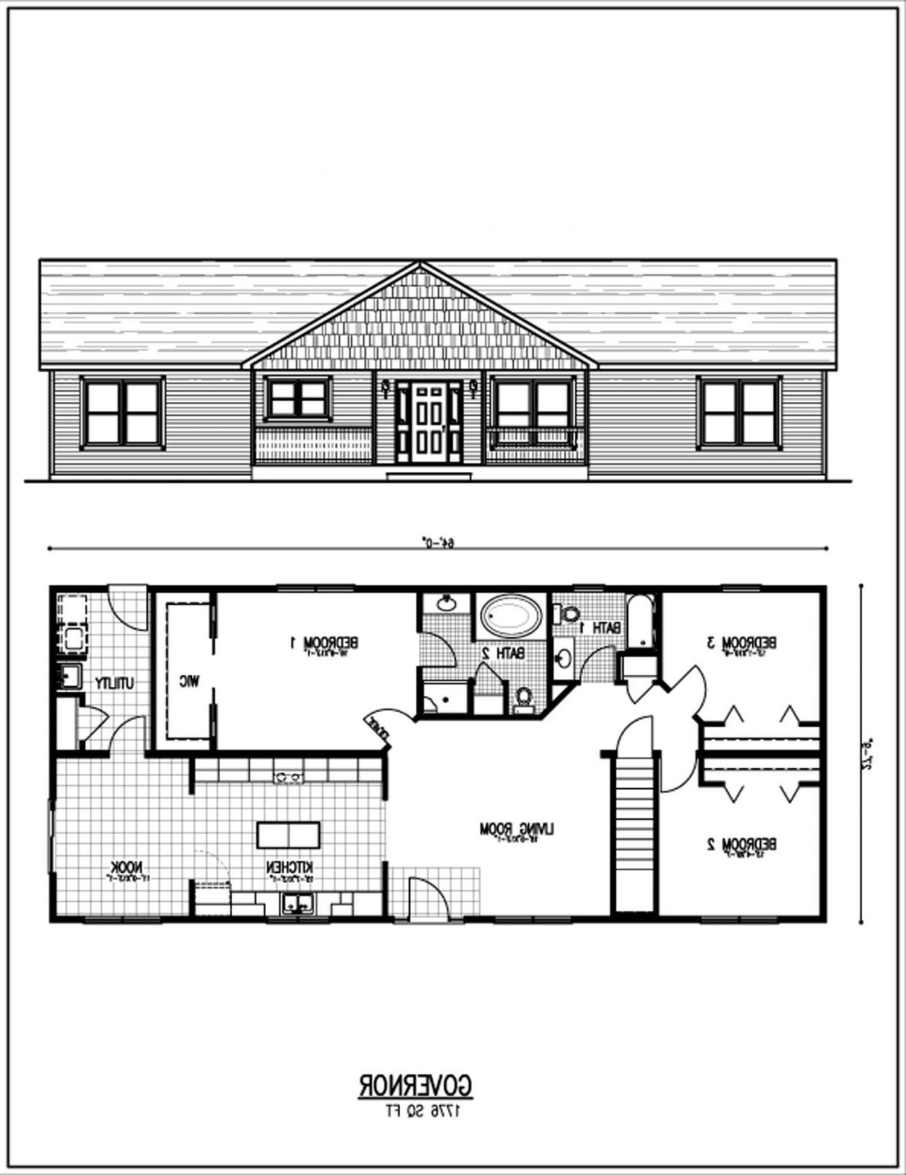 ranch walkout basement floor plans with basements house small
