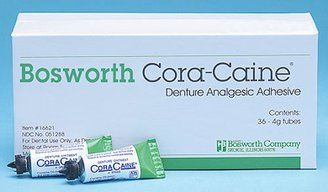 Anestésico Tópico Cora-Caine - Bosworth