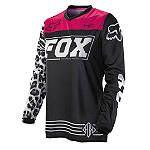 2014 Fox Women's HC Jersey - Fox Dirt Bike Jerseys